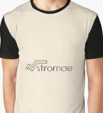Camiseta gráfica Stromae