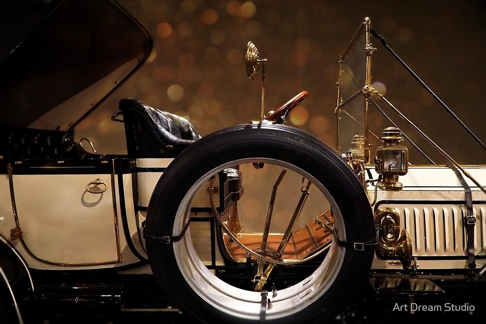 Antique car by Art Dream Studio