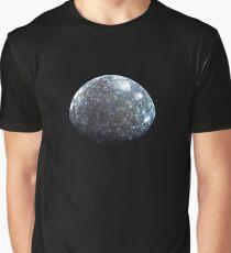 Callisto, fourth moon of Jupiter Graphic T-Shirt