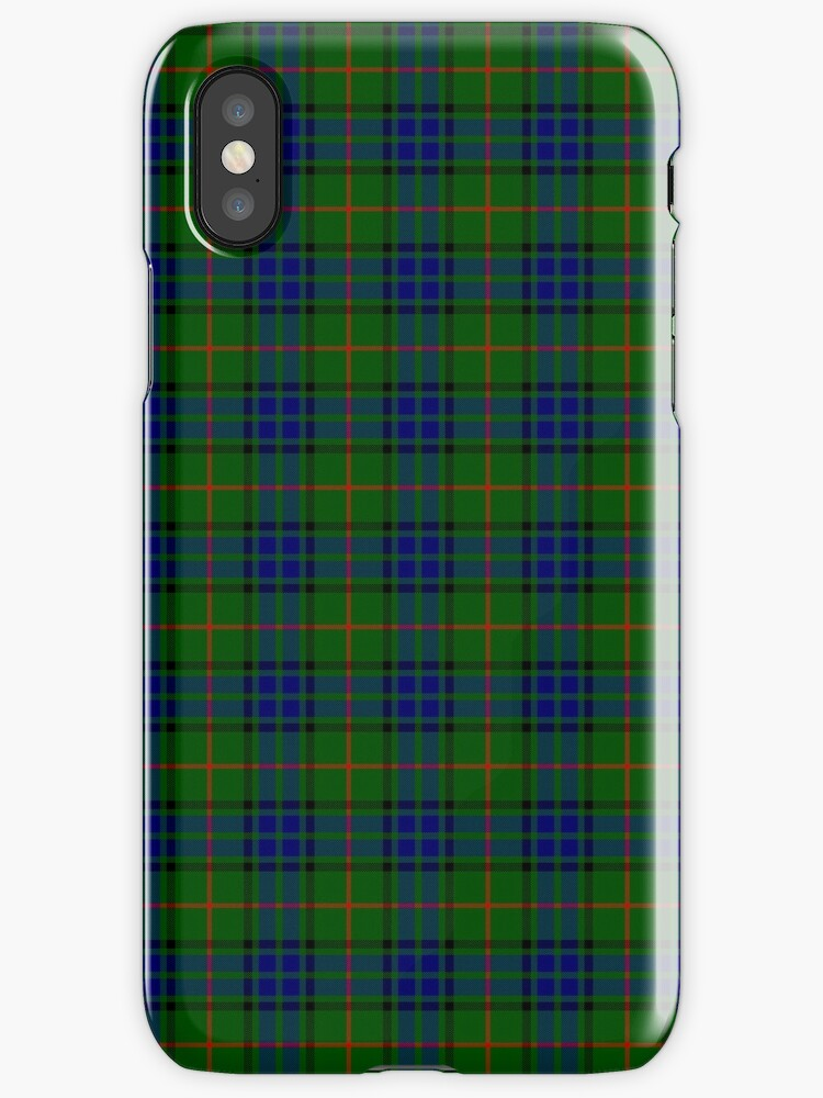 Lauder Clan Tartan Plaid Pattern by Whimsydesigns