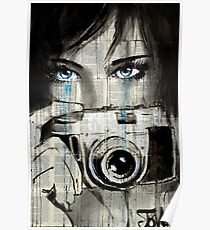 retro shooter Poster