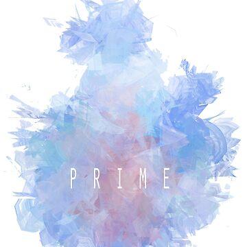 P R I M E Snowflake by AlexzMercury