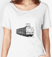 Melbourne Hitachi train Women's Relaxed Fit T-Shirt