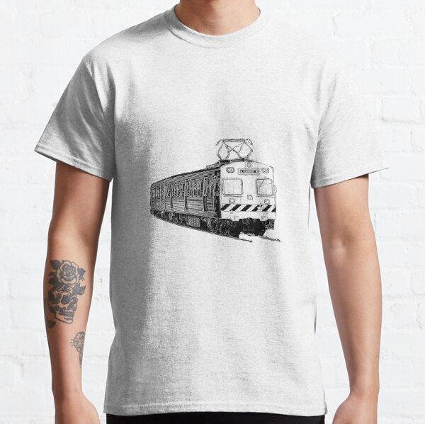 Melbourne Hitachi train Classic T-Shirt