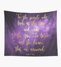 To the Stars - ACOMAF Wall Tapestry