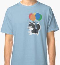 Balloon Husky Classic T-Shirt
