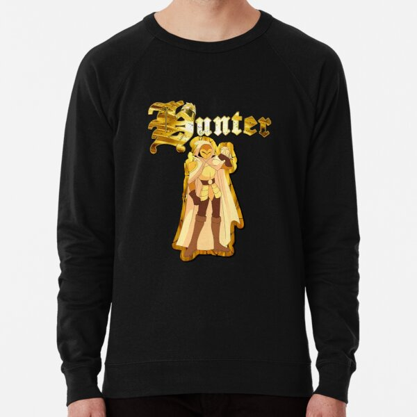 Hunter The Owl House Lightweight Sweatshirt