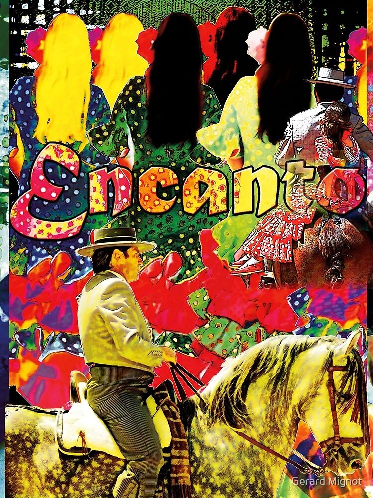 Encanto poster v4 by Gerard Mignot