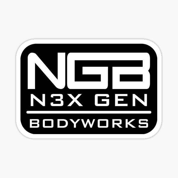 NGB Logo Sticker