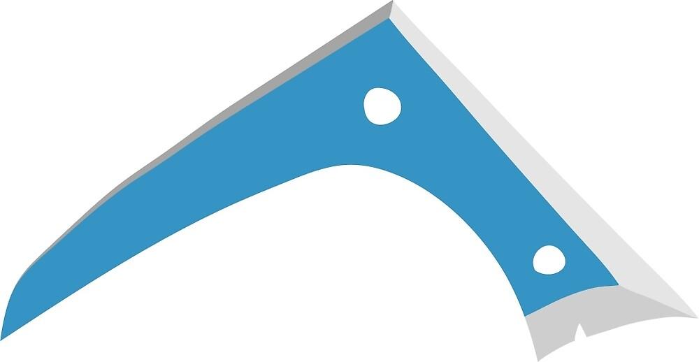 Sokka's Boomerang by Luxsadeck