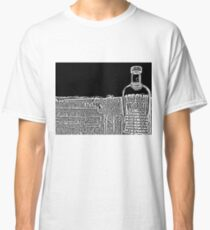 sketchy absolut vodka Classic T-Shirt