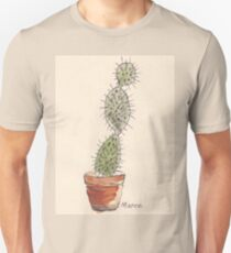 Opuntia cactus T-Shirt