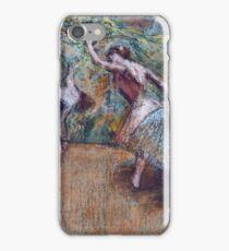 Edgar Degas - Ballet Scene iPhone Case/Skin
