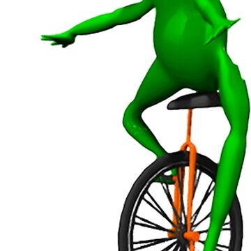 dat boi frog by Judgino