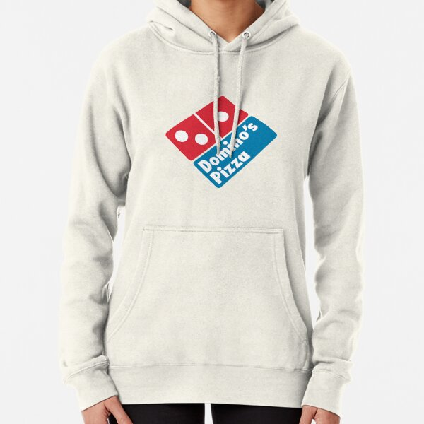Dominos Pizza Logo Pullover Hoodie