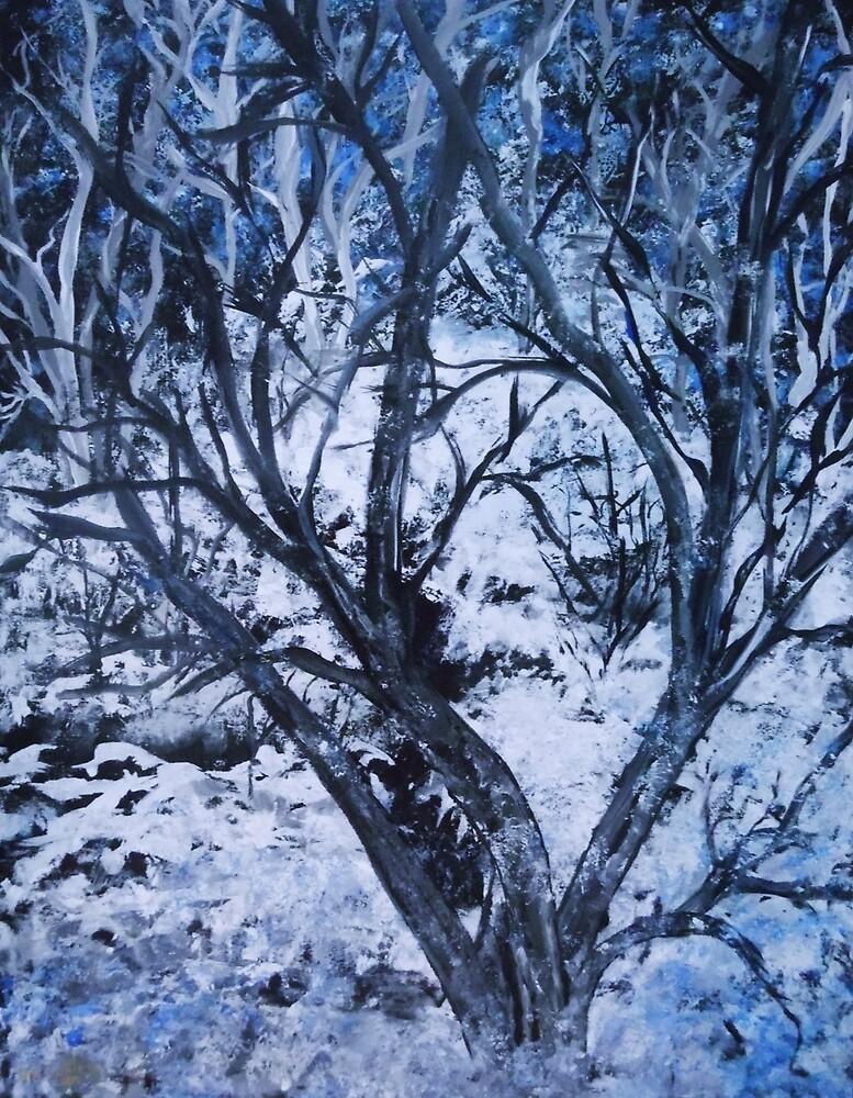A Wintery Wonderland by Dawn Randle