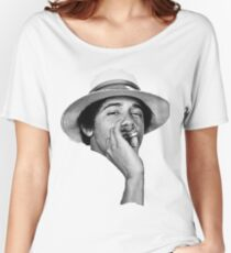 obama kush Women's Relaxed Fit T-Shirt