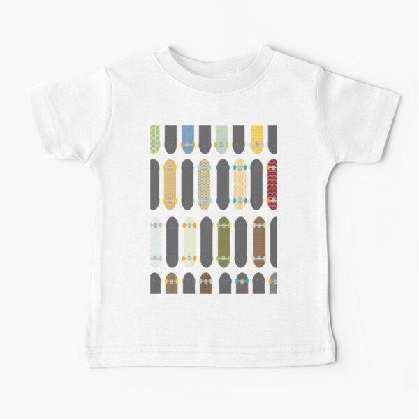 Skateboards! Baby T-Shirt