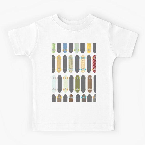 Skateboards! Kids T-Shirt