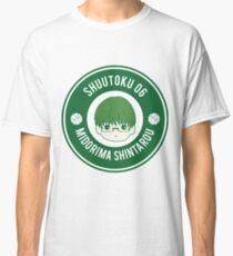 KNB Badge - Shuutoku 6 Midorima Shintarou Classic T-Shirt