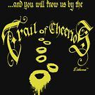 ...and you will know us by the Trail of Cheerios by Lilterra