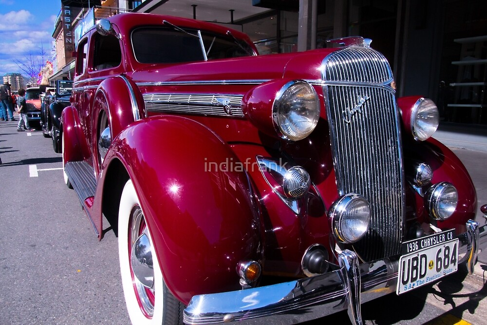 1936 Chrysler C8 by indiafrank