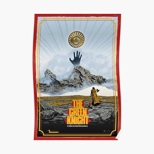 The Sun Tarot || the Green Knight  Poster