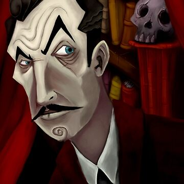 Mr. Vincent Price by mikebombon