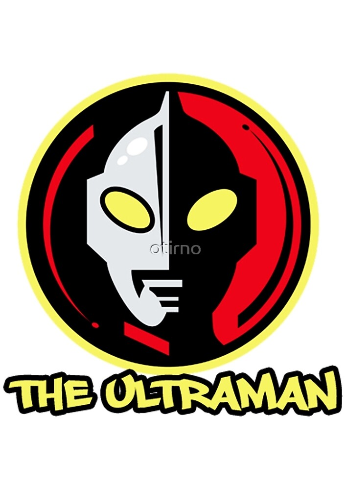 The Ultra-man by otirno