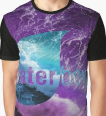Waterboyz logo purple Graphic T-Shirt