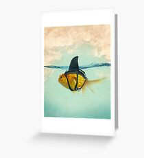brilient disguise Greeting Card