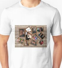 Castle collage frame T-Shirt