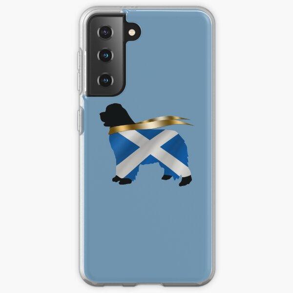 Scotland Newfoundland  Samsung Galaxy Soft Case
