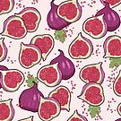 fig pattern by smalldrawing