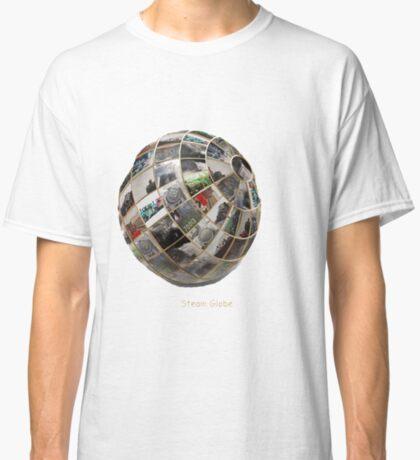 Steam Globe Classic T-Shirt