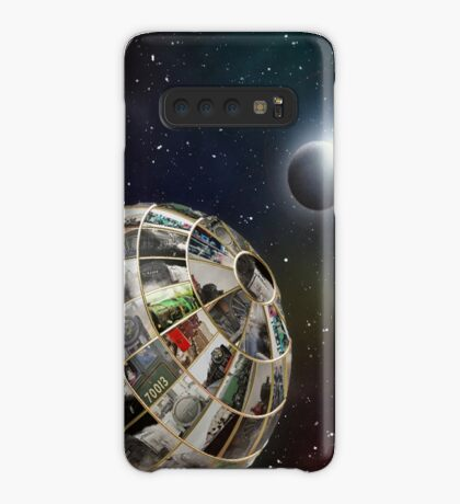 Steam planet  Case/Skin for Samsung Galaxy