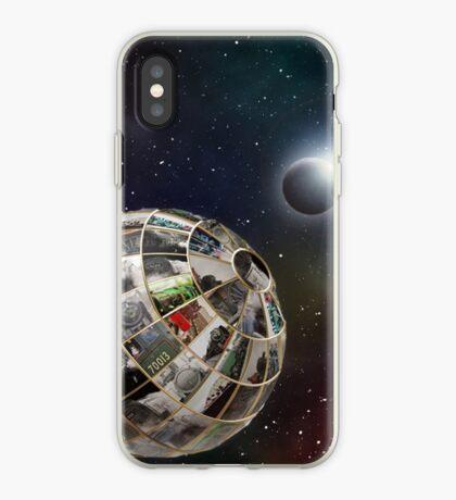 Steam planet  iPhone Case