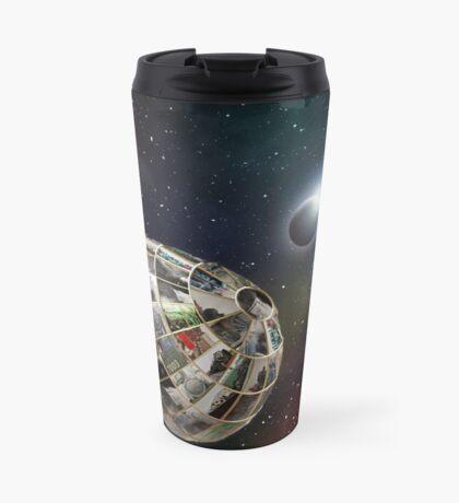 Steam planet  Travel Mug