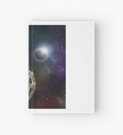 Steam planet  Hardcover Journal