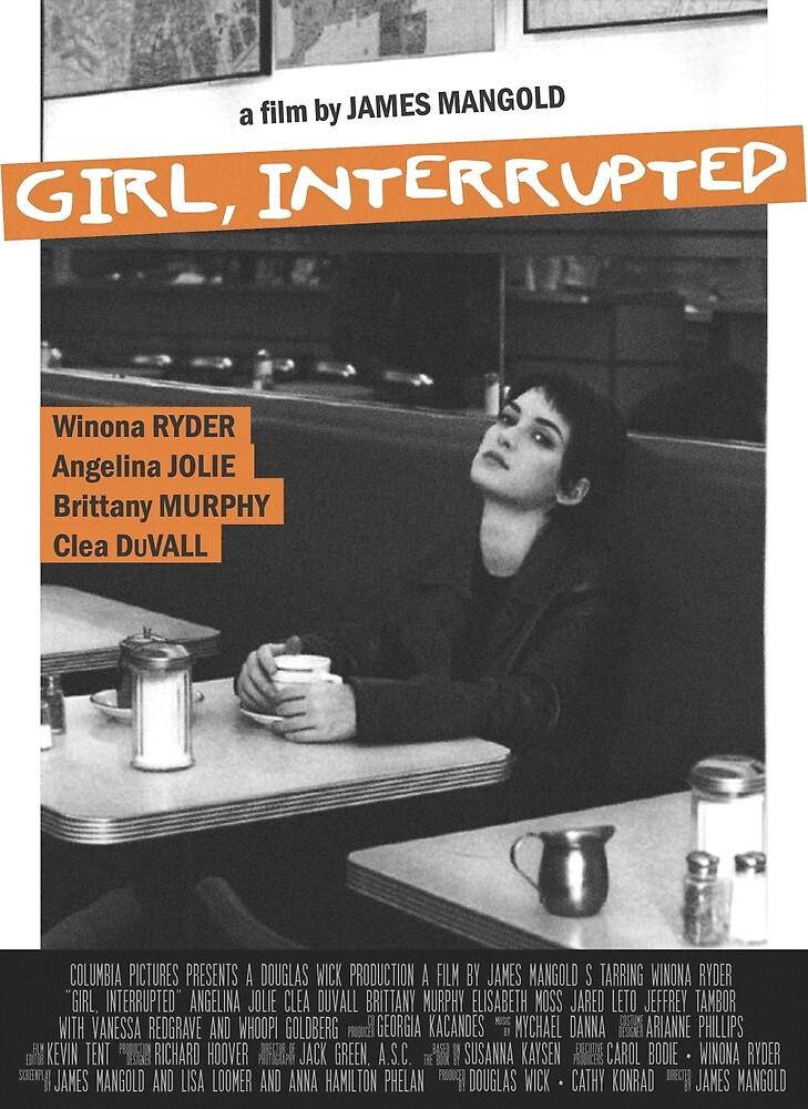 Girl, Interrupted alternative movie poster by weirdontop