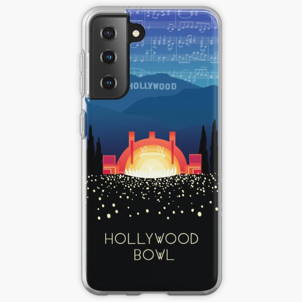 Hollywood Bowl Variant 2 Samsung Galaxy Soft Case