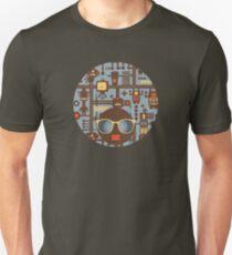 Robots blue T-Shirt