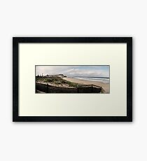 Bar Beach (Newcastle) Framed Print