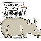 Carpooling Humour by rohanchak