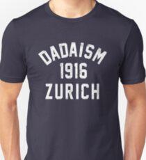 Dadaism Slim Fit T-Shirt