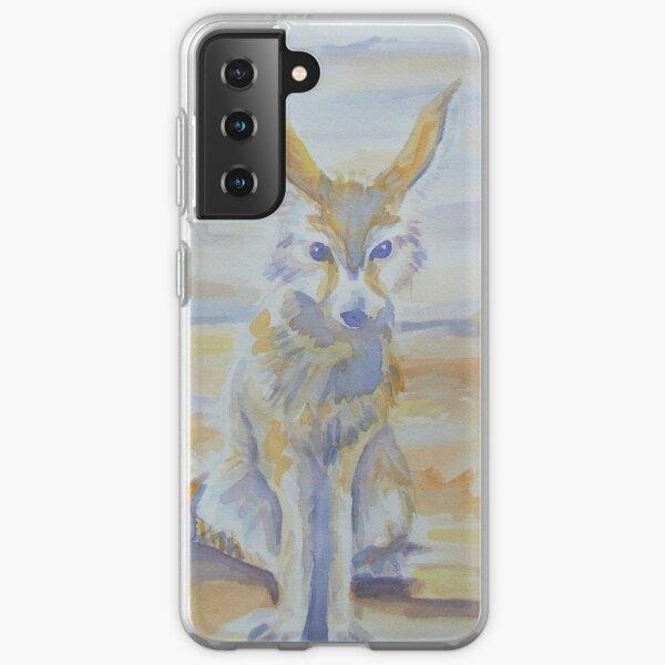 Fennec Fox Samsung Galaxy Soft Case