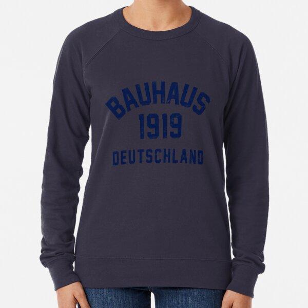 Bauhaus Lightweight Sweatshirt