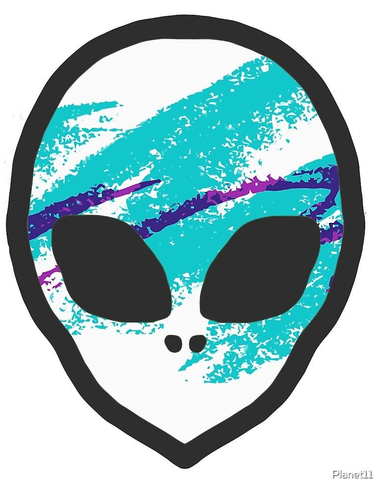 Dixie Alien by SpaceFizz