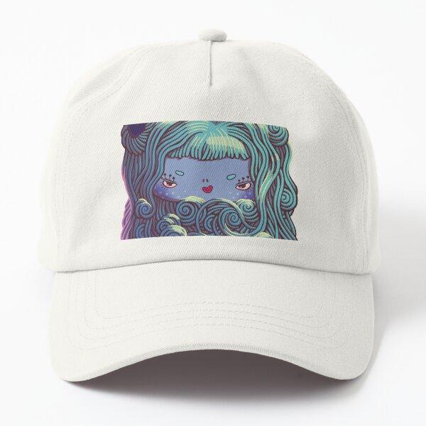 Pretty spaghetti Dad Hat