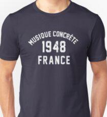 Musique Concrète T-Shirt